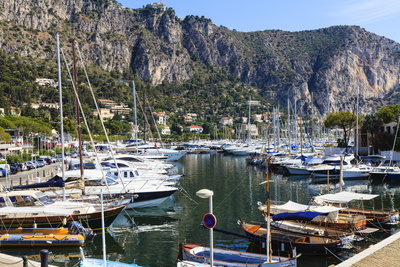 Beaulieu-Sur-Mer, Alpes-Maritimes, Provence, Cote D'Azur, French Riviera, France, Europe Photographic Print by Amanda Hall
