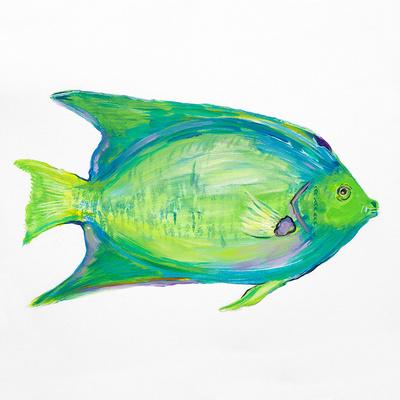 Sealife II Print by Julie DeRice