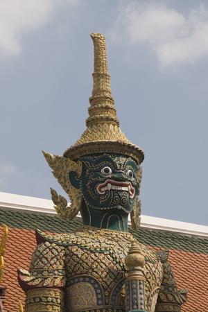Royal Palace, Bangkok, Thailand Photographic Print by Robert Harding