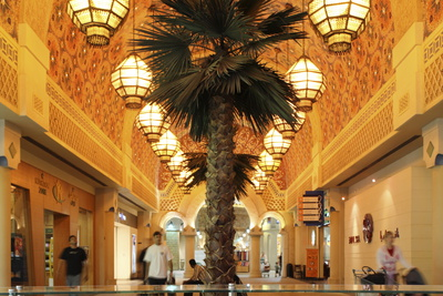 Ibn Battuta Mall, Dubai, United Arab Emirates, Middle East Photographic Print by Balan Madhavan