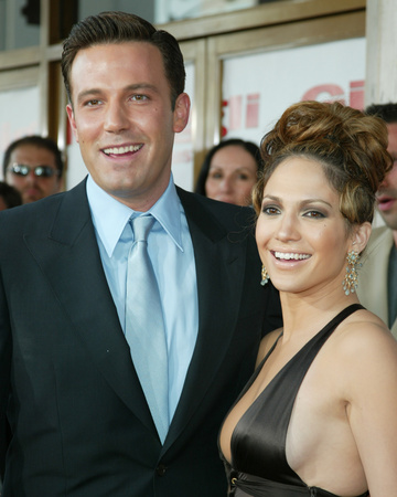 Jennifer Lopez And Ben Affleck Foto