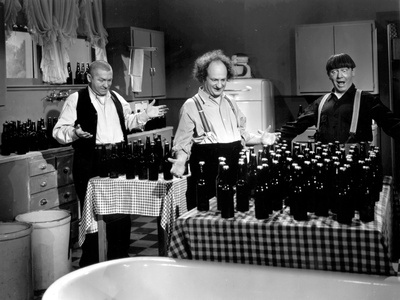 The Three Stooges: They're Poifect! Photo