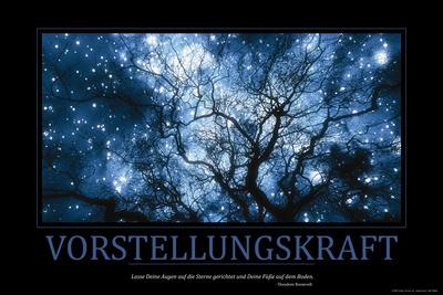 Vorstellungskraft (German Translation) Photo
