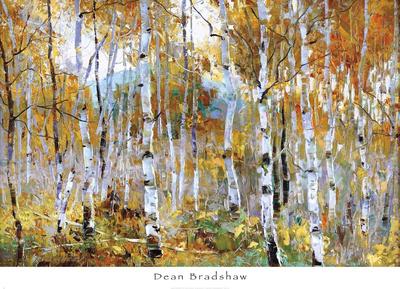 Fall Magic Posters by Dean Bradshaw