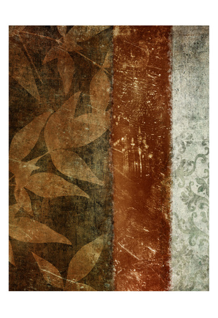 Autumn Spice 1 Print by Kristin Emery