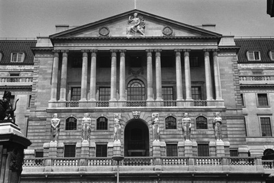 Bank of England Photographic Print