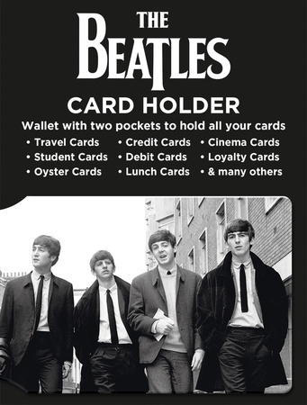 The Beatles - In London card holder Aparte producten
