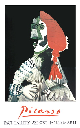 Torero Collectable Print by Pablo Picasso