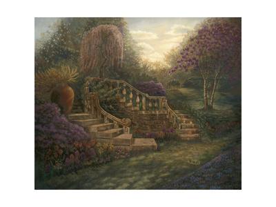 April Garden Prints by Judy Mastrangelo