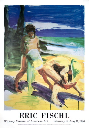 Untitled Collectable Print by Eric Fischl
