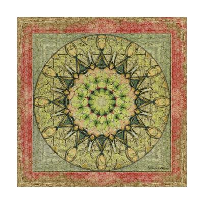 Floress Mandala I Posters by Catherine Kohnke
