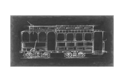 Vintage Streetcar IV Prints by Ethan Harper