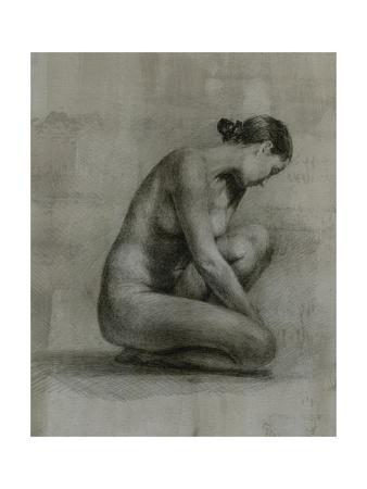 Classic Figure Study I Art by Ethan Harper