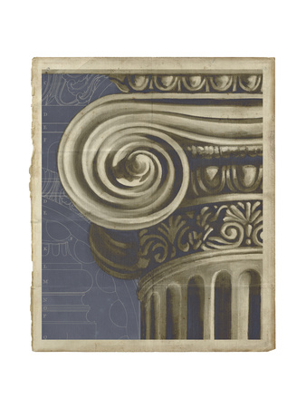 Ionic Architecture II Prints by Ethan Harper