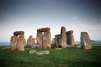 Stonehenge Photographic Print by Roger Ressmeyer