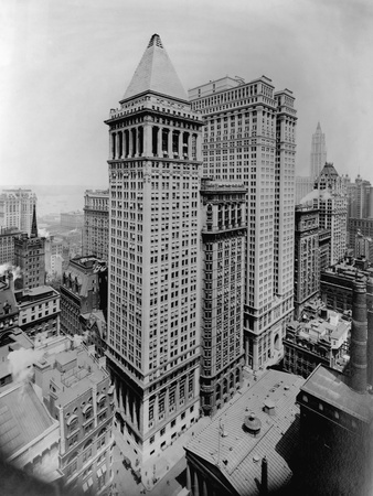 Bankers Trust Company Building, New York Photographic Print