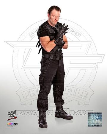 WWE Dean Ambrose 2013 Posed Photo
