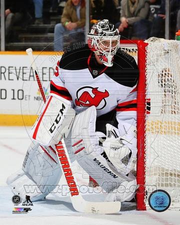 New Jersey Devils Cory Schneider 2013-14 Action Photo