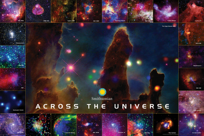 Smithsonian- Across The Universe Prints
