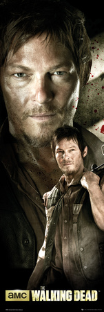 The Walking Dead - Daryl Posters
