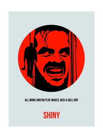 Shiny Poster 1 Prints by Anna Malkin