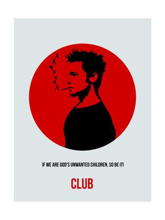 Club Poster 2 Prints by Anna Malkin
