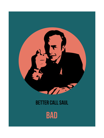 Bad Poster 6 Prints by Anna Malkin