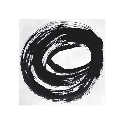 Black and White Collection N° 27, 2012 Serigraph by Allan Stevens