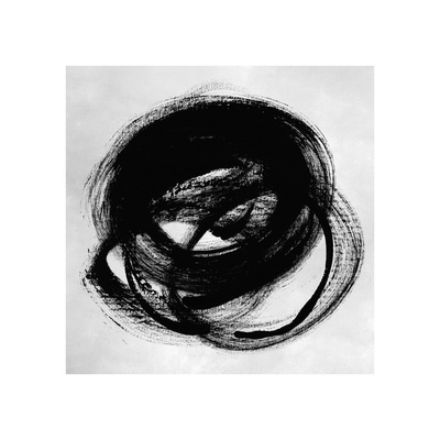 Black and White Collection N° 29, 2012 Serigraph by Allan Stevens