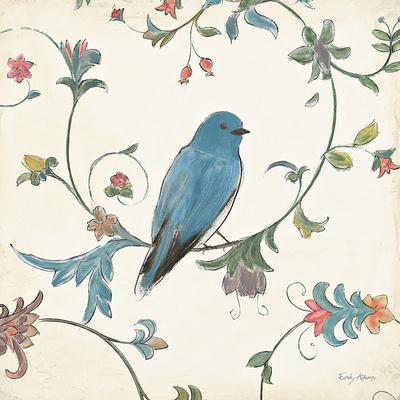Birds Gem I Posters by Emily Adams