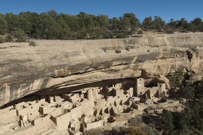 Mesa Verde National Park Photographic Print by Richard Maschmeyer!