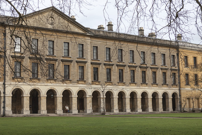 New Building, Magdalen College, Oxford, Oxfordshire, England, United Kingdom, Europe Photographic Print by Charlie Harding