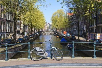 Amsterdam, Netherlands, Europe Photographic Print by Amanda Hall