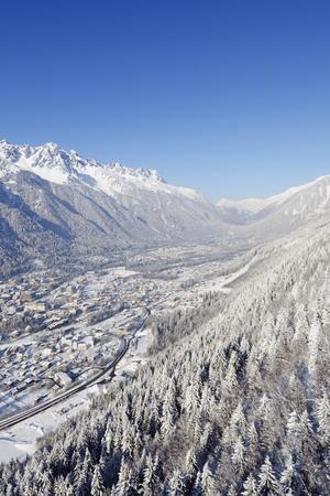 Chamonix, Haute-Savoie, French Alps, France, Europe Photographic Print by Christian Kober