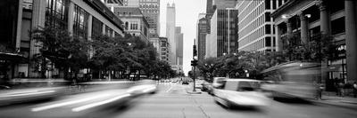 Michigan Avenue, Chicago, Illinois, USA Photographic Print
