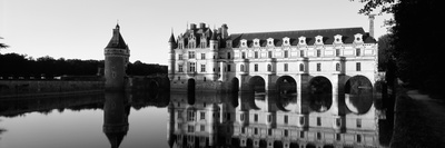 Chateau De Chenonceaux Loire Valley France Photographic Print