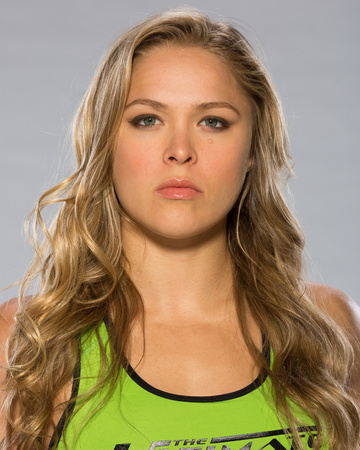 The Ultimate Fighter: Ronda Rousey Photo by Ian Spanier