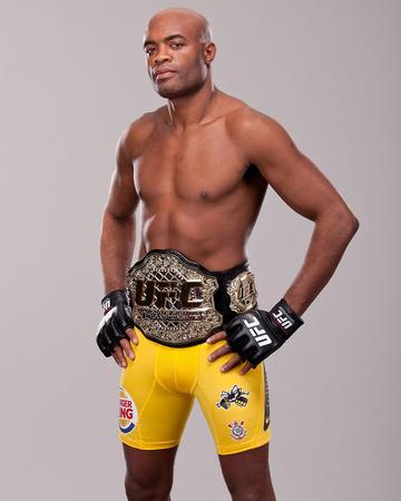UFC 148: Jul 7, 2012 - Anderson Silva vs Chael Sonnen Photo by Jim Kemper