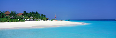 Laguna Beach Maldives Photographic Print