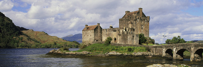 Eilean Donan Castle, Dornie, Ross-Shire, Highlands Region, Scotland Photographic Print