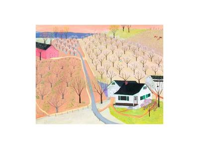Pond Farm Modesto Prints by Alexa Alexander