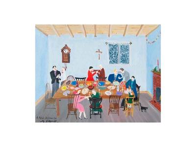 A Polish Christmas Prints by Alexa Alexander