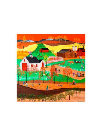 Riley's Farm Prints by Alexa Alexander