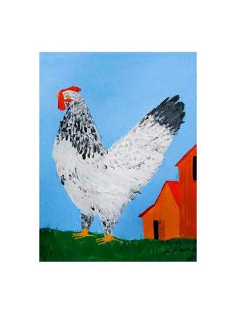 A Polish Chicken Prints by Alexa Alexander