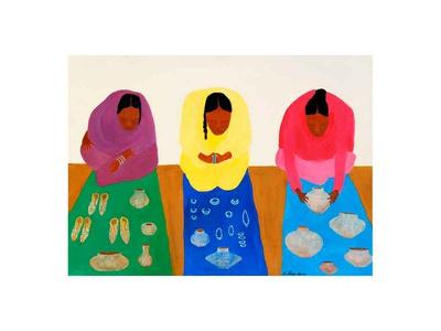The Grandmothers Art by Alexa Alexander