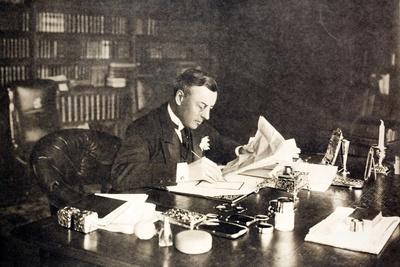 Joseph Chamberlain Photographic Print