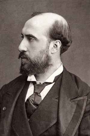 Gabriel Fauré - Composer Photographic Print