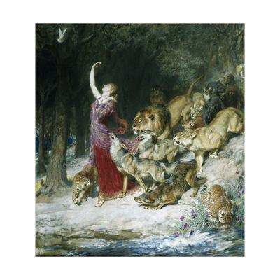 Aphrodite Giclee Print by Briton Rivière