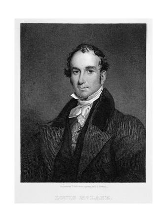 Louis Mclane Giclee Print by Thomas Kelly