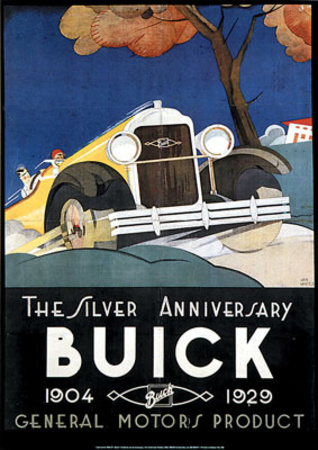 Buick Poster by  Lavies